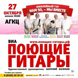 Поющие гитары Архангельск
