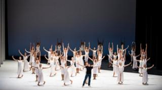 Балет Джона Ноймайера «Проект Бетховен»