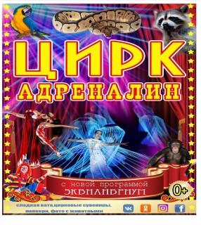 "цирк ""Адреналин"""