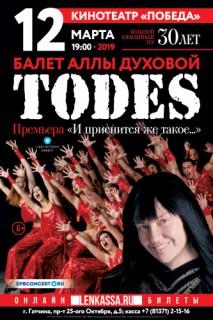 Театр танца Аллы Духовой «TODES»