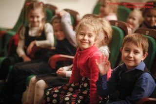 """Абонемент №2. Симфонический оркестр для детей и юношества. """"Большая музыка для маленьких"""""""