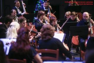 Абонемент №3. Симфонический оркестр в совместном проекте с Новгородским оркестром