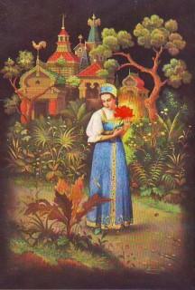 Абонемент №2. Сказка с оркестром «Аленький цветочек».