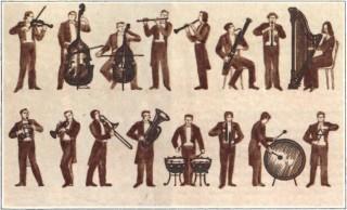 Абонемент №2. «Симфонический оркестр в лицах»